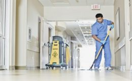 nettoyage hôpital